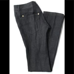 Balenciaga charcoal gray  jeans 36 made in Italy